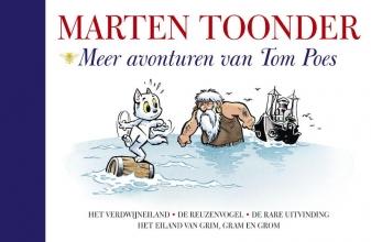 Marten Toonder , Meer avonturen van Tom Poes