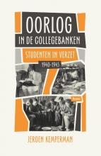 Jeroen  Kemperman Oorlog in de collegebanken