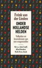 Frénk van der Linden Onder Hollandse helden