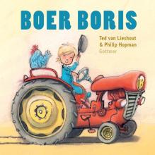 Ted van Lieshout Boer Boris : Boer Boris
