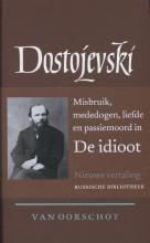 F.M.  Dostojevski VW 6 (De idioot) RB - nwe vert. Arthur Langeveld