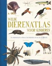 John  Farndon Wilde dierenatlas voor kinderen