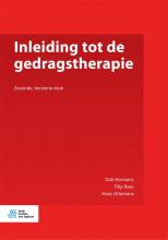 Dirk  Hermans, Filip  Raes, Hans  Orlemans Inleiding tot de gedragstherapie