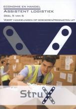 Tessel Mulder , Economie en handel Assistent logistiek. Deel 5 van 6
