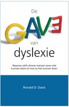 Ronald Davis , De gave van dyslexie