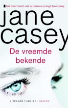 Jane  Casey De vreemde bekende
