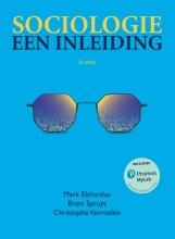 Christophe Vanroelen Mark Elchardus  Bram Spruyt, Sociologie, een inleiding, 3e editie met MyLab NL teogangscode