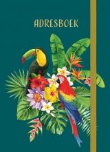 ZNU , Adresboek (klein) - Tropical Birds