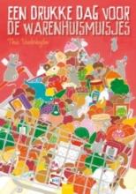 Thaïs  Vanderheyden Een drukke dag voor de warenhuismuisjes