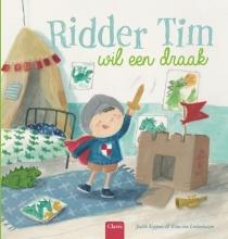 Judith  Koppens Ridder Tim wil een draak