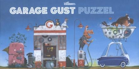 Leo Timmers , Garage Gust puzzel