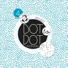 David  Kalvitis Dot to dot puzzelboek pocket - deel 4