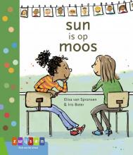 Elisa van Spronsen , sun is op moos