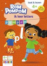 , Rompompom ik leer letters