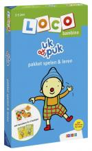 , Loco bambino uk & puk pakket spelen & leren