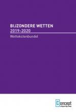 , Bijzondere Wetten 2019-2020