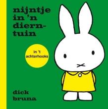 Dick  Bruna nijntje in `n dierntuin in `t Achterhooks