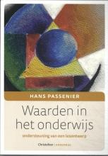 Hans Passenier , Waarden in het onderwijs