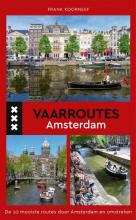 Frank  Koorneef Vaarroutes Amsterdam