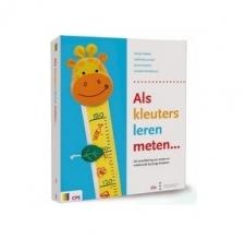 Aafke  Bouwman Als kleuters leren meten