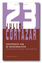 J.-K.  Cortazár Toespraken van de bekkenknijper