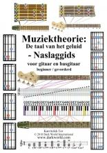 Karrarikh Tor , Muziektheorie: De taal van het geluid - Naslaggids
