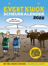 Tjarko Evenboer Eelke de Blouw, Evert Kwok Scheurkalender 2022