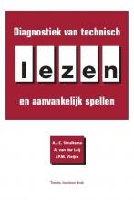 J.P.M. Vieijra A.J.C. Struiksma  A. van der Leij, Diagnostiek van technisch lezen en aanvankelijk spellen
