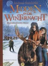 Andreas  Steinhofel Midden in de winternacht