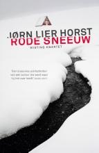 Jørn Lier Horst Rode sneeuw