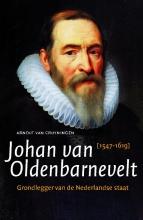 Arnout van Cruyningen , Johan van Oldenbarnevelt