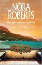 Nora  Roberts Nora Roberts - Benett & Camilla - Vorstendom Cordina 2