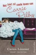 Caren Lissner , Het (niet zo) coole leven van Carrie Pilby