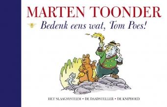 Marten  Toonder Bedenk eens wat, Tom Poes