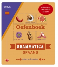 Christina  Irún Chavarría Van Dale oefenboek grammatica Spaans
