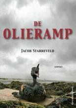 Jacob  Starreveld Olieramp GROOTLETTERBOEK