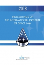 , Proceedings of the International Institute of Space Law 2018