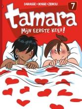 Darasse,   Bosse,   Zidrou Tamara 7 Mijn eerste keer!