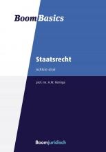 Aalt Willem Heringa , Staatsrecht