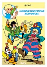 Jef  Nys Jommekes knotsgekke moppenboek