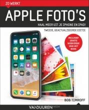 Bob Timroff , Zo werkt Apple Foto`s