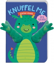 ImageBooks Factory , Knuffel me - Kleine draak