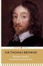 Thomas  Browne Origine Religio Medici