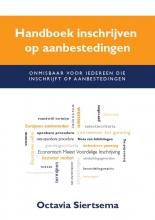 Octavia  Siertsema Handboek inschrijven op aanbesteding