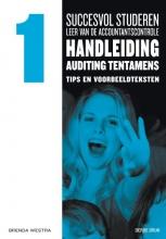 Brenda  Westra Succesvol studeren voor LAC 1 handleiding voor tentamens auditing