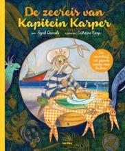 Sigrid  Dewaele De zeereis van Kapitein Karper