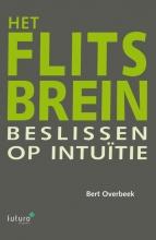 Bert  Overbeek Het flitsbrein
