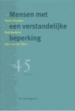 Joke van der Meer Pieter Hermsen  Rob Keukens, Mensen met een verstandelijke beperking Praktijkleerboek niveau 4 en 5