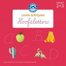 , Leren schrijven, Hoofdletters groep 2-3