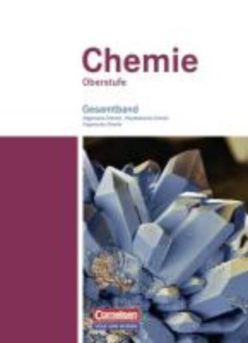 ,Chemie Oberstufe. Schülerbuch. Gesamtband. Östliche Bundesländer und Berlin